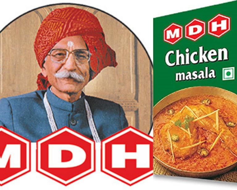 MDH मालक महाशय धरमपाल गुलाटी यांचे 97 व्या वर्षी निधन